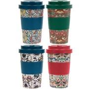 Bamboo Travel Mugs Assorted 350ml (LP87004)