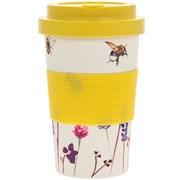 Busy Bees Bamboo Travel Mug (LP87015)
