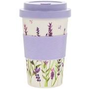 Lavender Bamboo Travel Mug (LP87023)