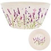 Lavender Bamboo Bowl (LP87043)