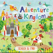 Search & Find Book Adventure Kingdom (LSF01)