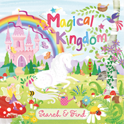 Search & Find Book Magical Kingdom (LSF02)