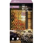 Premier 360 Led M/a Led Net Lights 3.5x1.2m  Warm White (LV122742WW)