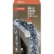 Premier 960 M-a Cluster Superbrights W/timer White (LV162176W)