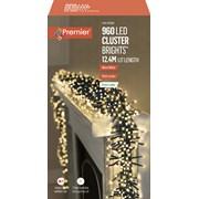 Premier 960 M-a Cluster Superbrights W/timer Warm White (LV162176WW)