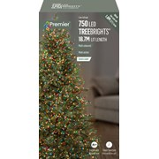 Premier 750 M-a Treebrights W/timer Multi (LV162178M)