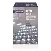 Premier Dec 200 Microbrights 2m Tree Net White (LV184720W)