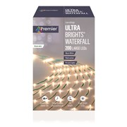 Premier Dec 200 Microbrights 2m Tree Net Warm White (LV184720WW)