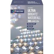 Premier Dec 200 Microbrights 2m Tree Net White Warm White (LV184720WWW)