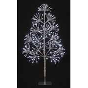 Premier White Twinkle Starburst Tree 90cm (LV191052S)