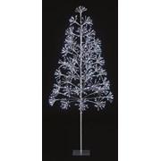 Premier White Twinkle Starburst Tree 1.2mt (LV191053S)