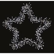 Silver Star Cluster 60cm (LV191065S)