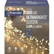 Premier Dec 5.5m Garland Door Light Warm White (LV191441WW-NM)