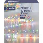 Premier Dec 200 M/a Ultrabrights W/timer Multi (LV192199M-NM)
