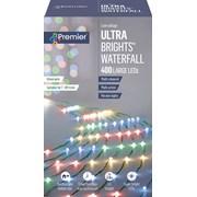 Premier Dec 2.5m 400l Ultrabright Waterfall Multi (LV201219M)
