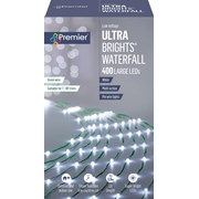 Premier Dec 2.5m 400l Ultrabright Waterfall White (LV201219W)