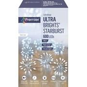 Premier 600 Multi-act Starburst Stringlight White (LV201452W)