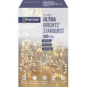 Premier 600 Multi-act Starburst Stringlight Warm White (LV201452WW)
