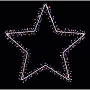 Premier Microbright Star Rainbow Led 60cm (LV213025RBW)