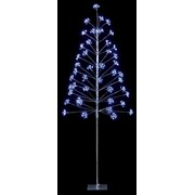 Premier Microbright Silver Tree White Led 1.8mt (LV213046W)