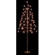 Premier Microbright R/gold Tree Warm White Led 1.8mt (LV213046WW)