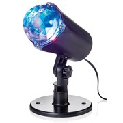 Kaleidoscope Effect Projector W/stand & Stake (LV213242)