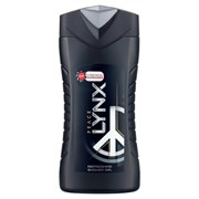 Lynx Shower Gel Peace 250ml (LSGPE)