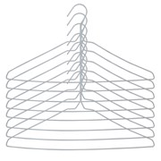 Russel Wire Drip Dry Hangers 8s (MA0063)