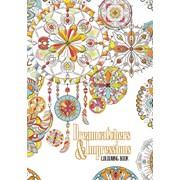 Adult Colouring Books Asstd A5 (MACB01-04)