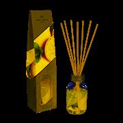Made In England Wax Lyrical Reed Diffuser Lemon Verbena 100ml (WLE3502)