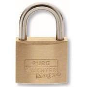 Burg Wachter Brass Padlock 40mm (6161)