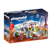 Playmobil Space Mars Mission Research Vehicle (9489)