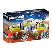 Playmobil Space Mars Mission Station (9487)