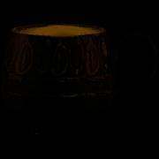 Mason Cash Impressions Grey Leaf Mug 350ml (2001.880)