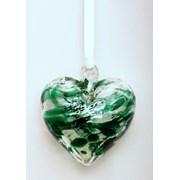 Birthstone Heart May 7cm (BH05M)