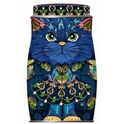 Monty Bojangles Midnight Prince Cat Tin Of Cocoa Nibs Nights Truff 135g (MB119)