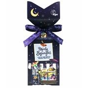 Monty Bojangles Cocoa Nibs Nights Xmas Town Tip Top Gift Box Truff 130g (MB512)