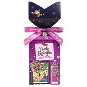 Monty Bojangles Choccy Scoffy Nights Xmas Town Tip Top Gift Box 130g (MB513)