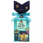 Monty Bojangles Flutter Scotch Nights Xmas Town Tip Top Gift Box 130g (MB514)