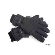 Mens Ski Glove Black (GL123)