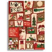 Moo Free Alternative To Milk Choc Advent Calendar 70g (MF507)