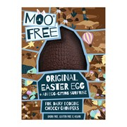 Moo Free Milk Choc Easter Egg With Chum Surprise 95g (MF819)