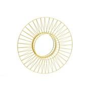 Round Wire Mirror 52cm (MI0880)