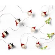 Micro Led String Silver/warm White 1.9m (482344)