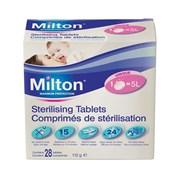 Milton Sterilising Tablets 28s (0342758)