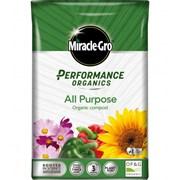 Miracle-gro Organics All Purpose 40lt (119905)