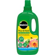 Miracle Gro Pour & Feed Liquid 1lt (018113)