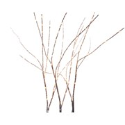 Micro Led Outdoor Branches Set Of 3 90cm (543259)