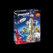 Playmobil Space Mars Mission Rocket (9488)