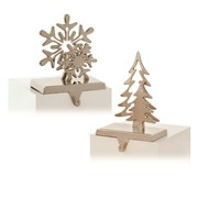 Tree/snowflake Stocking Hanger (MO126159)